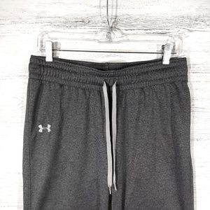 Under Armour storm fleece carbon heather pants